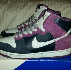 "Nike SB Dunk High • ""Un-Heavens Gate"" • Size 9"